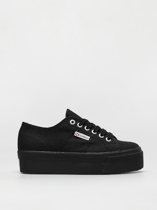 Boty Superga 2790 Acotw Linea Up And Down Wmn (full black/black)