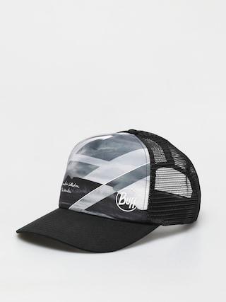 Kšiltovka  Buff Trucker ZD (table mountain black)
