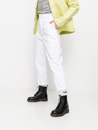 Kalhoty Dickies 874 Cropped Wmn (white)