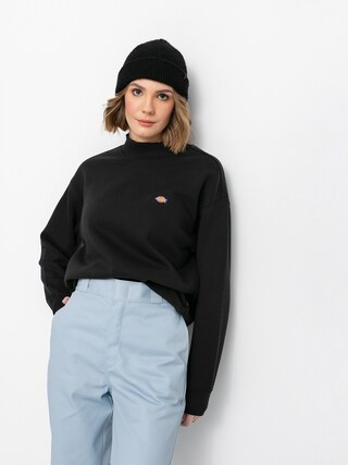 Mikina Dickies Oakport High Neck Wmn (black)