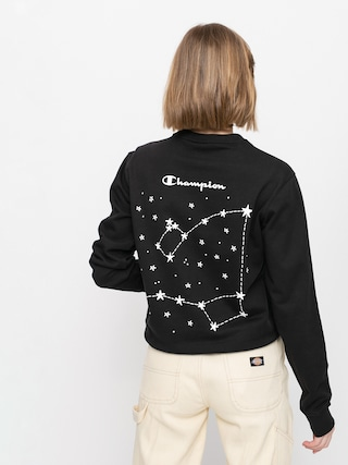 Mikina Champion Crewneck Sweatshirt 114353 Wmn (nbk)