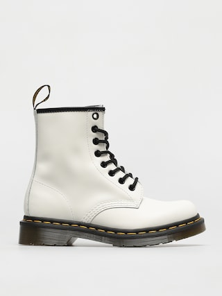 Boty Dr. Martens 1460 Wmn (white smooth)