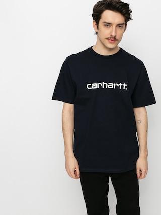Triu010dko Carhartt WIP Script (dark navy/white)