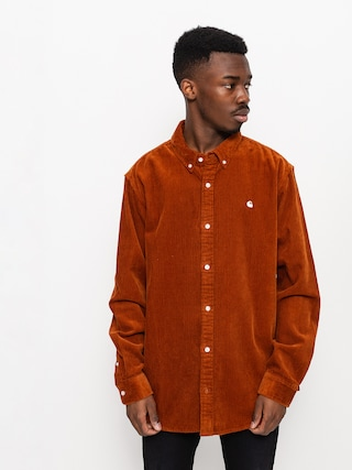 Kou0161ile Carhartt WIP Madison Cord (brandy/wax)