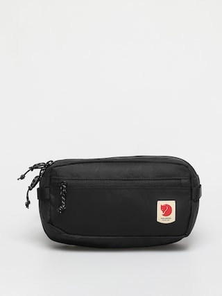 Ledvinka Fjallraven High Coast Hip Pack (black)