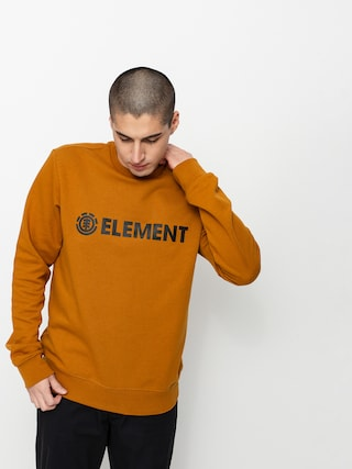 Mikina Element Blazin Cr (goldenbrown)