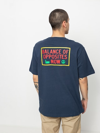 Triu010dko RVCA Balance Now (moody blue)