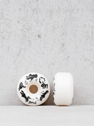 Kolečka Girl Skateboard Kokopelli Staple (white/black)