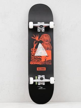 Skateboard Globe G1 Fairweather (black/red)