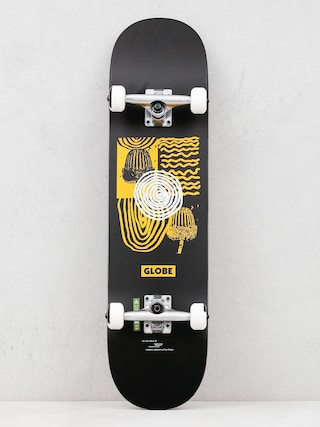 Skateboard Globe G1 Fairweather (black/yellow)
