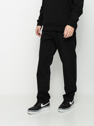 Kalhoty MassDnm Slang Baggy Fit (black)