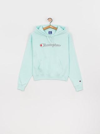 Mikina s kapucu00ed Champion Sweatshirt HD 112638 Wmn (btt)