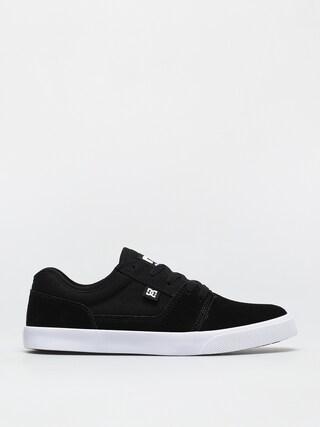 Boty DC Tonik (black/white/black)
