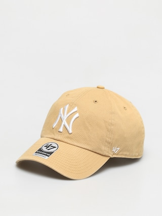 Ku0161iltovka  47 Brand New York Yankees ZD (light tan)