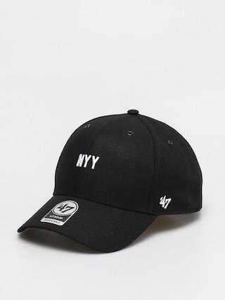 Kšiltovka  47 Brand New York Yankees Aerial Script ZD (black)