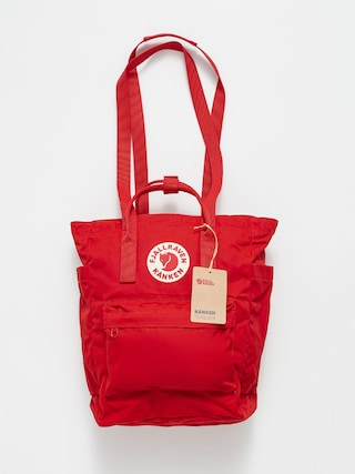 Tau0161ka Fjallraven Kanken Totepack (true red)