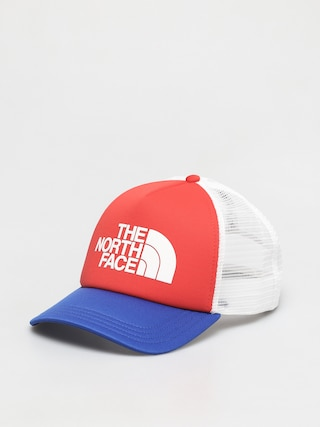 Ku0161iltovka  The North Face TNF Logo Trucker ZD (horizon red/tnf blue)