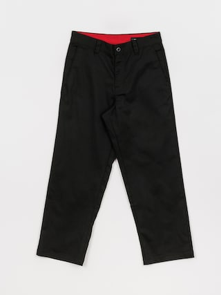 Kalhoty Volcom Loose Trucks Chino (black)