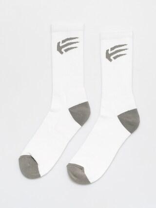 Ponožky Etnies Joslin (white/grey)