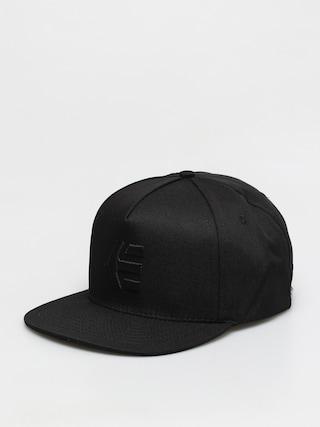 Ku0161iltovka  Etnies Icon Snapback ZD (black/black)