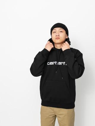 Mikina s kapucu00ed Carhartt WIP Sweat HD (black)