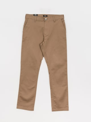 Kalhoty RVCA The Weekend Stretch (dark khaki)