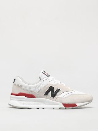 Boty New Balance 997 (white/red)