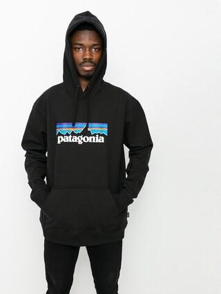 Mikina s kapucí Patagonia P6 Logo Uprisal HD (black)