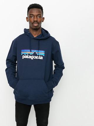 Mikina s kapucí Patagonia P6 Logo Uprisal HD (classic navy)