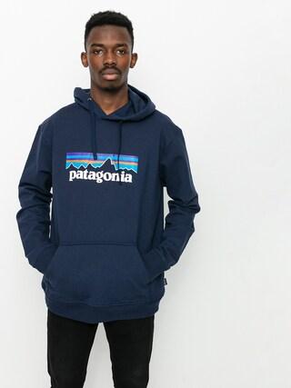 Mikina s kapucu00ed Patagonia P6 Logo Uprisal HD (classic navy)