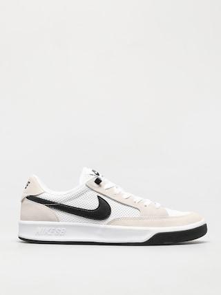 Boty Nike SB Adversary (white/black white)