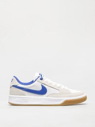 Boty Nike SB Adversary (summit white/hyper royal white)