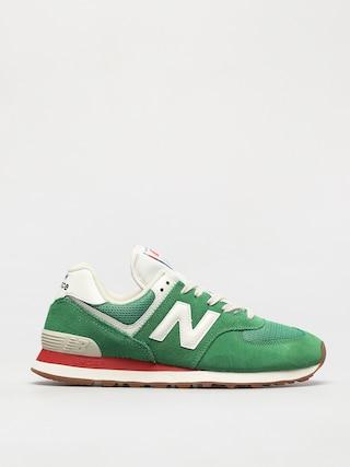 Boty New Balance 574 (green)