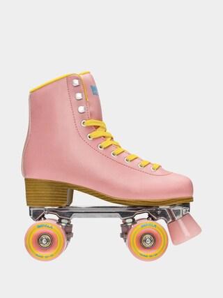 Koleu010dkovu00e9 brusle Impala Quad Skate Wmn (pink/yellow)