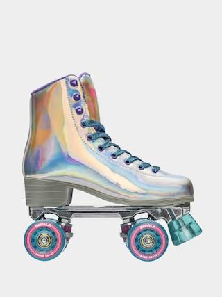 Koleu010dkovu00e9 brusle Impala Quad Skate Wmn (holographic)