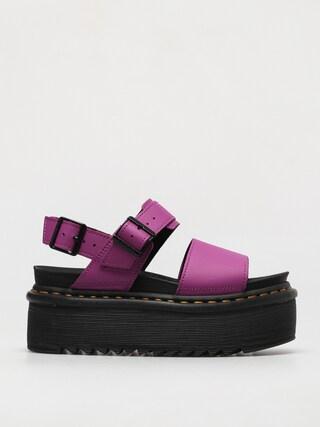 Sandaly Dr. Martens Voss Quad Wmn (bright purple hydro)
