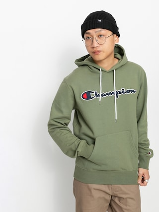 Mikina s kapucu00ed Champion Sweatshirt HD 214183 (ald)