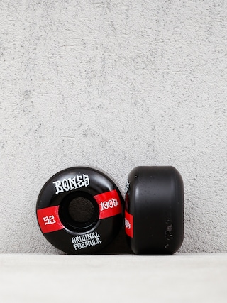 Koleu010dka Bones Og Formula V4 Wide 100A (black/red)