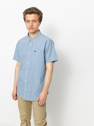 Kou0161ile RVCA Thatll Do Stretch (oxford blue)
