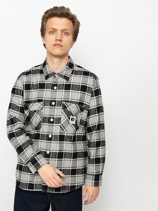 Kou0161ile Polar Skate Flannel (black)