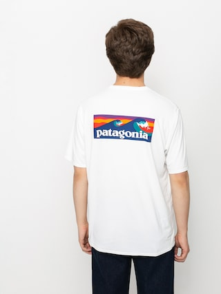 Triu010dko Patagonia Cap Cool Daily Graphic (boardshort logo/white)