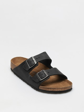 Plu00e1u017eovky Birkenstock Arizona Regular (nu oiled black)