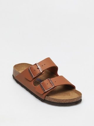 Plu00e1u017eovky Birkenstock Arizona Narrow Wmn (sfb bf ginger brown)