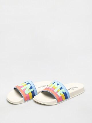 Plážovky Happy Socks Fun Time (white)