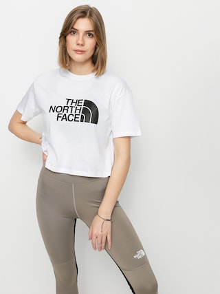 Triu010dko The North Face Cropped Easy Wmn (tnf white)