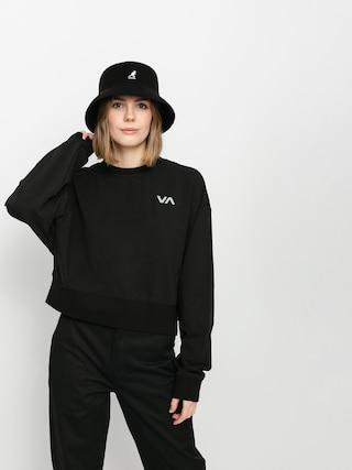 Mikina RVCA Fashion Crew (black)