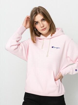 Mikina s kapucí Champion Sweatshirt HD 113150 Wmn (bap)