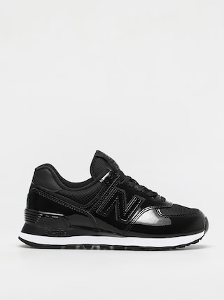 Boty New Balance 574 Wmn (black/white)