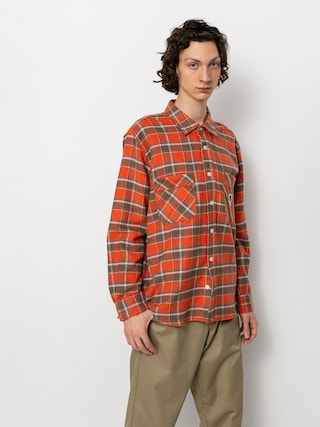 Kou0161ile Polar Skate Flannel (orange)
