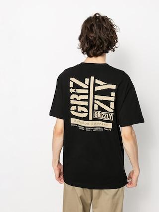 Triu010dko Grizzly Griptape Family Ties (black)